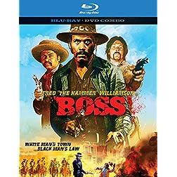 Boss [Blu-ray]
