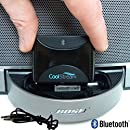 CoolStream Duo. Bluetooth Adapter / Bluetooth Receiver; accessories for iPhone, Samsung, Nokia, HTC, LG, Motorola; for Music Docking Stations, Motorcycles, Car Stereos