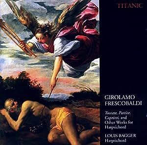 Frescobaldi: Works for Harpsichord