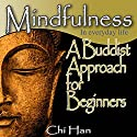 Using Mindfulness in Every Day Life - A Buddhist Approach for Beginners Audiobook by Chi Han Narrated by Erin deWard