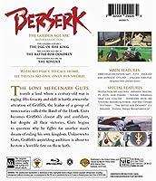 Berserk - The Golden Age Arc Movie Collection (BD) [Blu-ray] by Viz Media