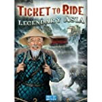 Ticket to Ride: Legendary Asia DLC [D...