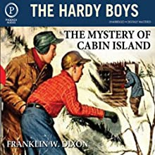 The Mystery of Cabin Island: The Hardy Boys, Book 8 Audiobook by Franklin W. Dixon Narrated by Chris Mannal