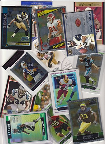 Football Mix Card Lot - 1