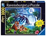 Tiger Waterfall 1000 Piece Glow In The D...