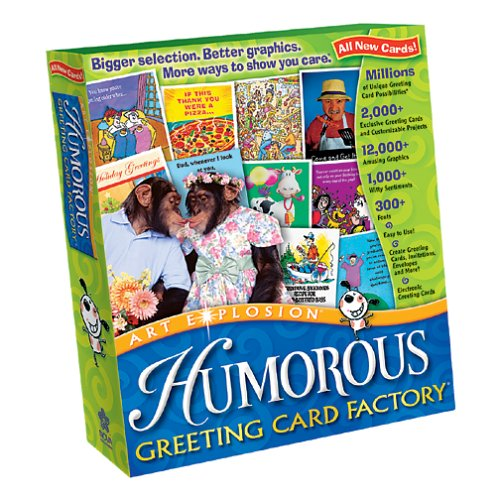 Humorous Greeting Card FactoryB0000C7GEQ
