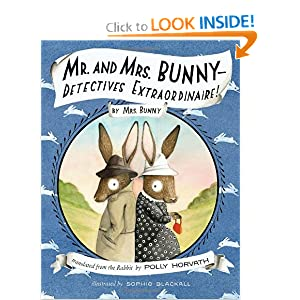 Mr. & Mrs. Bunny - Polly Horvath