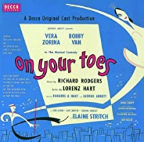 On Your Toes (1954 Revival Cast)