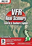 VFR Real Scenery: Central and Southern England (PC DVD)