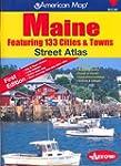 Langenscheidt Maine Street Atlas: 133...