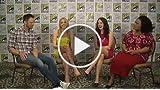 Comic Con 2012 - Joel McHale, Gillian Jacobs, Alison...