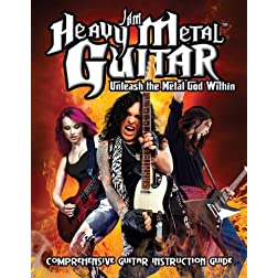 Jam Heavy Metal Guitar: Unleash the Metal God