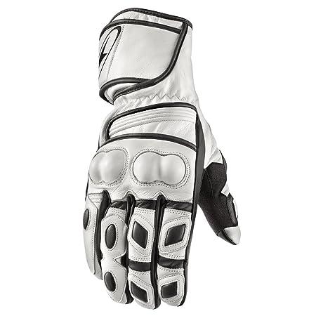 AXO mS4L0028 w00 kR11 gants, taille :  s, blanc