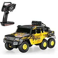 Wltoys 18629 1/18 2.4G 6WD Electric Off-Road Rock Crawler Climbing RC Buggy Car RTR
