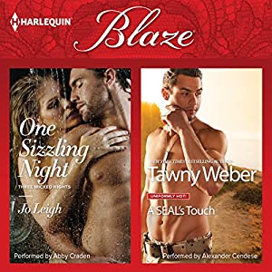 One Sizzling Night & A SEAL's Touch Audiobook