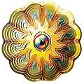 Iron Stop 3DCT120-2 Windspiel, Sonne von Iron Stop - Gartenmöbel von Du und Dein Garten