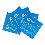 Platform Sticker for QIDI TECH X-ONE2/XONE 3D Printer: 5 pcs kit