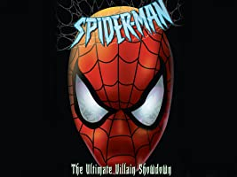 Marvel Comics Spider-Man Season 1