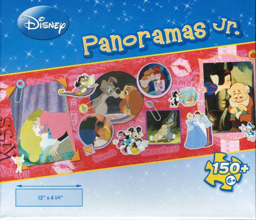 "Disney Panorama Jr ""Disney Kiss"""