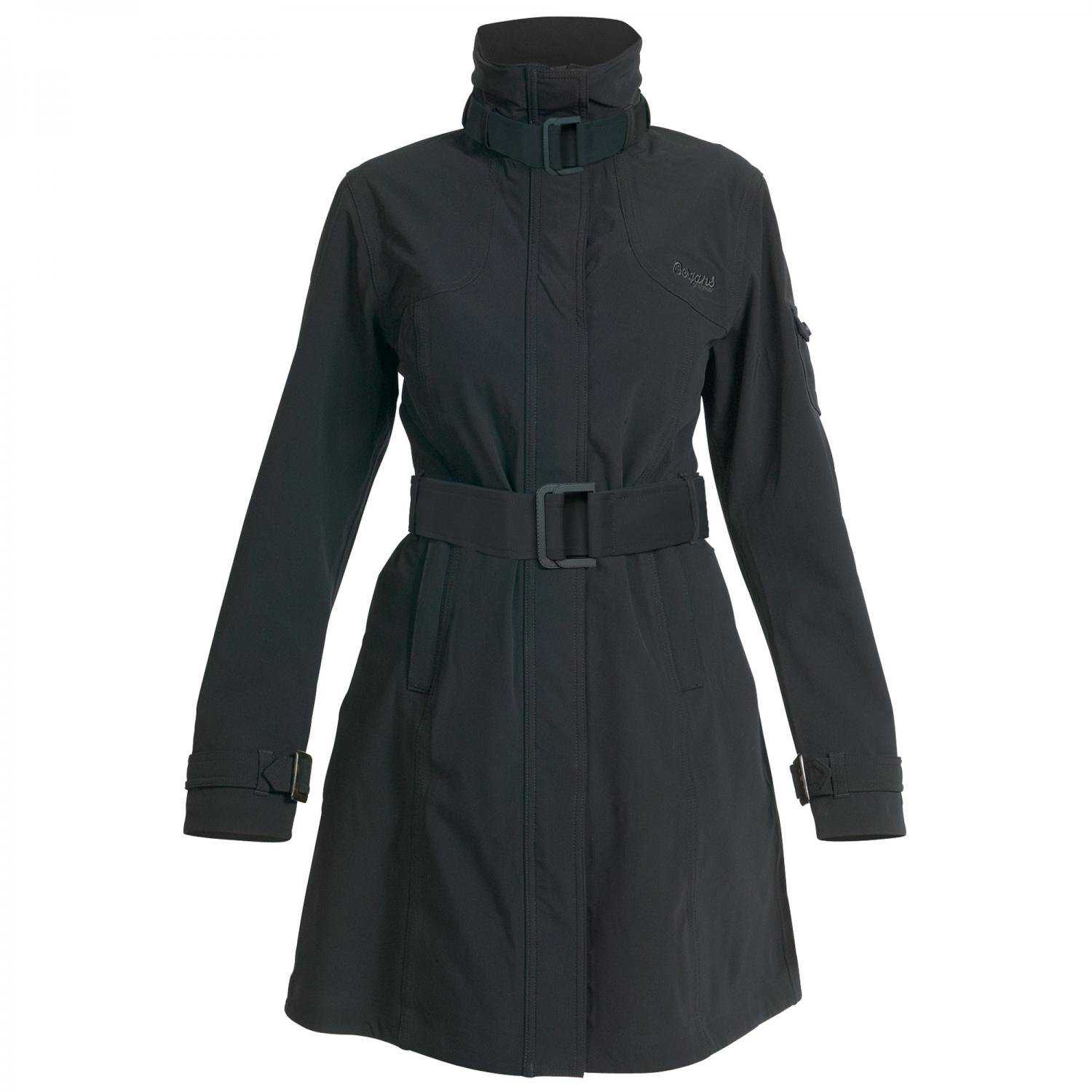 Bergans Damen Jacke Oslo Lady Trench Coat 5921
