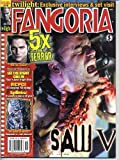 img - for Fangoria Magazine 278 SAW V Let The Right One In TWILIGHT Repo! SPLINTER Bruce Campbell November 2008 C book / textbook / text book