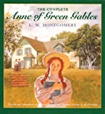 img - for The Complete Anne of Green Gables Boxed Set (Anne of Green Gables, Anne of Avonlea, Anne of the Island, Anne of Windy Poplars, Anne's House of Dreams, ... Rainbow Valley, Rilla of Ingleside) book / textbook / text book