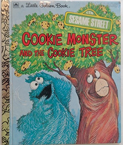 Cookie Monster and the Cookie Tree (Little Golden Books) PDF