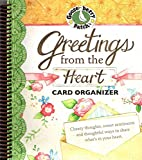 Greetings from the Heart CARD ORGANIZER