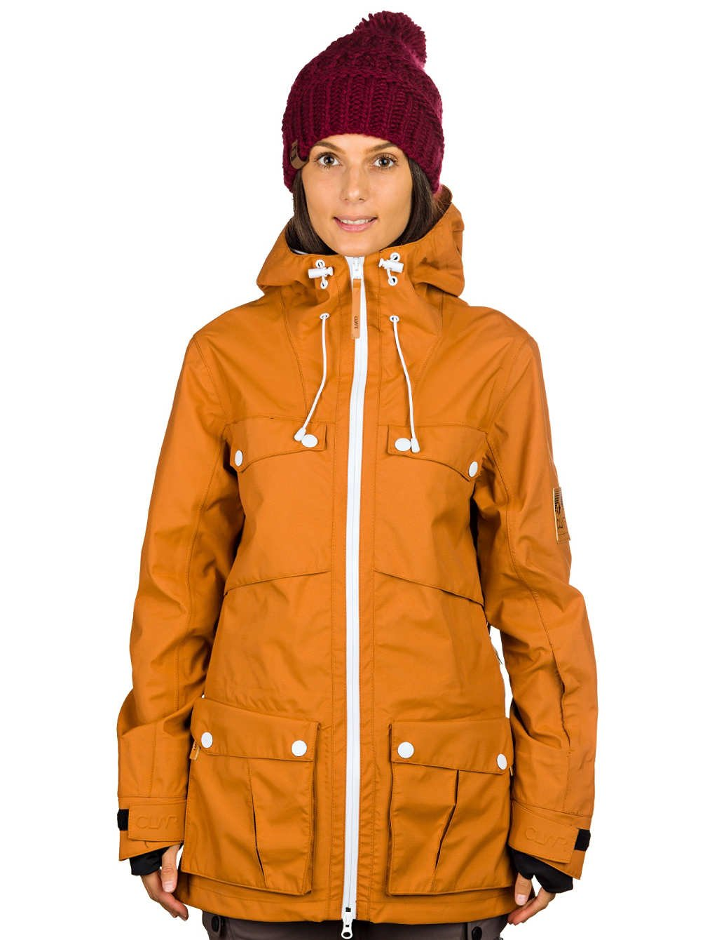 Damen Snowboard Jacke Colour Wear Lynx Jacket online kaufen