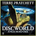 Mayfair Games MFG3305 Discworld Ankh-Morpork