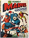 75 years of Marvel Comics