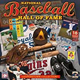 The National Baseball Hall of Fame(TM) 2015 Wall Calendar (Cooperstown Collection)