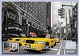 Mural - Time Square Hard Rock Cafe