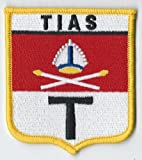 Tias Lanzarote Spain Spanish Embroidered Patch badge *EXCLUSIVE TO EMBLEMS-GIFTS*