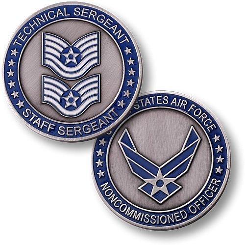 Technical Sergeant - Staff Sergeant