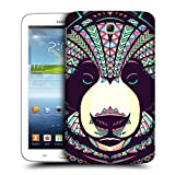 Head Case Designs Panda Aztec Animal Faces Protective Snap-on Hard Back Case Cover for Samsung Galaxy Tab 3 7.0 P3200 T210 WiFi