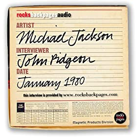 Michael Jackson Interviewed by John Pidgeon