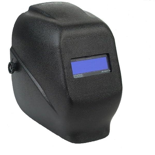 Lincoln Electric KH605 Auto-Darkening Welding Helmet, Shade 11, Black (Pack of 1) (Color: Black)
