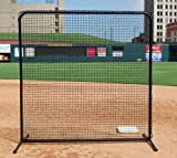 Trigon Sports BSL77F ProCage Black Series Fungo Screen 7 ft.x7 ft.