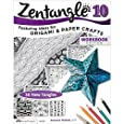 Zentangle 10 Workbook Edition (Design Originals)