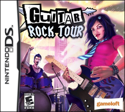 Guitar Rock Tour - Nintendo DS - 1