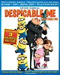 Despicable Me [Blu-ray + DVD + UltraV...