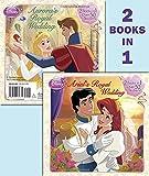 Ariel's Royal Wedding/Aurora's Royal Wedding (Disney Princess) (Deluxe Pictureback)