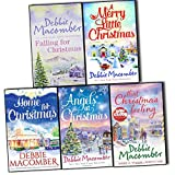 Debbie Macomber Debbie Macomber Christmas Collection 5 Books Pack Set (That Christmas Feeling, A Merry Little Christmas : 1225 Tree Lane / 5-B Poppy Lane (Cedar Cove), Angels at Christmas: Those Angels / Where Angels Go, Falling for Christmas, Home for C