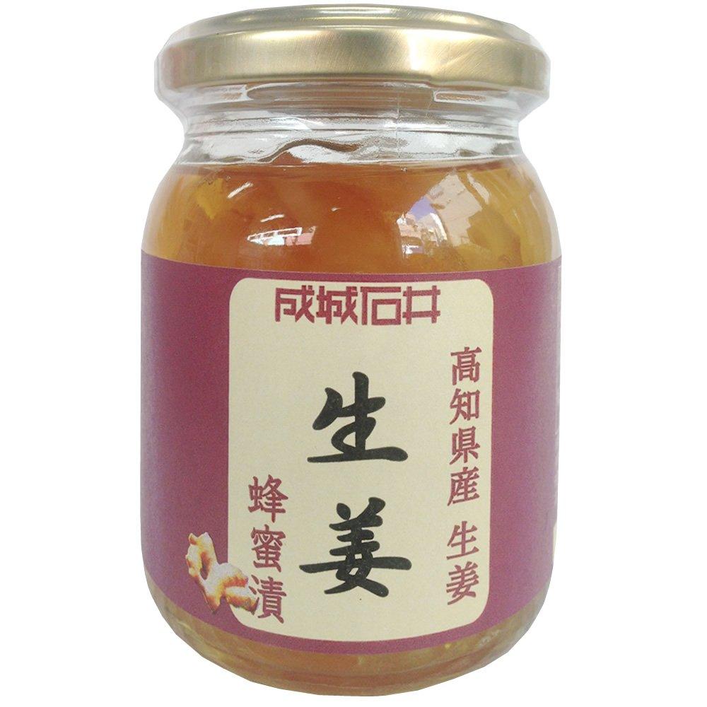 成城石井 高知県産生姜使用 生姜蜂蜜漬 280g