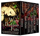 img - for When Darkness Falls - Six Paranormal Novels in One Boxed Set book / textbook / text book