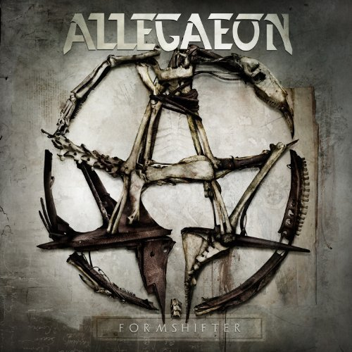 Formshifter by Allegaeon (2012) Audio CD