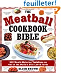 The Meatball Cookbook Bible: Foods fr...