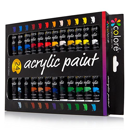 colore-acrylic-paint-set-24-colors