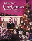 Christmas Quilts & Crafts (Quilt in a Day) (0922705887) by Burns, Eleanor